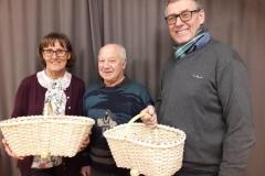 Korbflechten mit Johann Rieger 2018