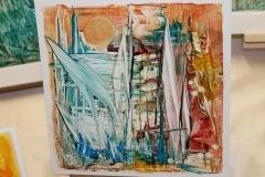 Tintografik mit Hilde Pasch